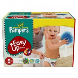 LesCouches Giga Pack 176 couches Pampers Easy Up
