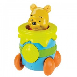 Fisher Price - Jouet bébé Winnie cache-cache sur Les Couches