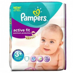 LesCouches Pack 42 couches Pampers Active Fit