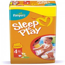 LesCouches Mega Pack 258 couches Pampers Sleep & Play