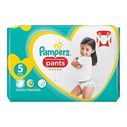 Pampers - Pack 68 Couches Premium Protection Pants taille 5