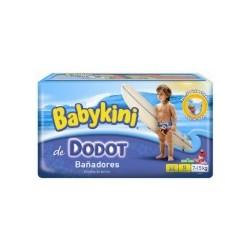 Dodot - 12 Couches de bains Maillot de bain taille 44 sur Les Couches