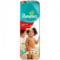 Pampers - 38 Couches Easy Up taille 6 sur Les Couches