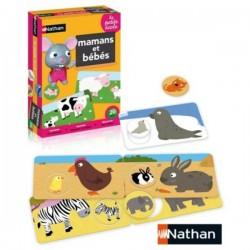 Nathan - Jouet bébé Bébé Animaux sur Les Couches