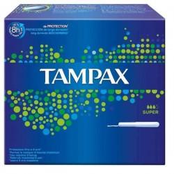 Tampax - 20 Tampons Classique taille super avec applicateur sur Les Couches