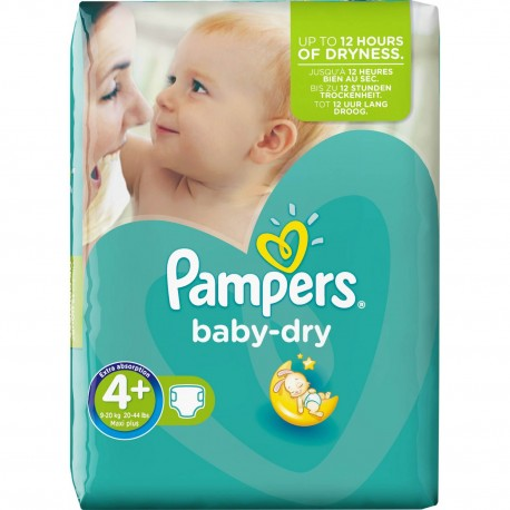 42 couches pampers baby dry taille 4 pas cher sur les couches - Couches pampers 4 pas cher ...