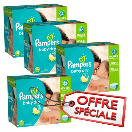 920 couches pampers baby dry taille 4 petit prix sur les - Prix couches pampers baby dry taille 4 ...
