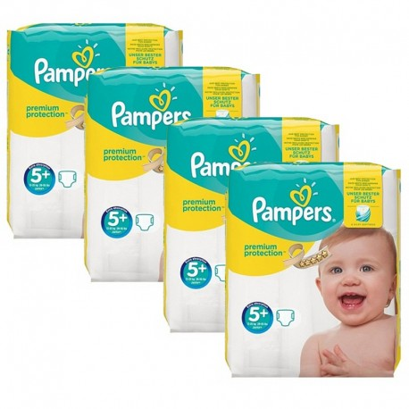 160 couches pampers premium protection taille 5 en promotion sur les couches - Couches pampers en promo ...