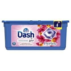 Dash Pearls 30 Coquelicot & Fleurs de Cerisier 2en1 (792 gr) sur Les Couches