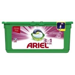 Ariel Pods 28 Fresh Sensations 3in1 (795,2 gr) sur Les Couches