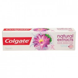 Colgate - Dentifrice Natural Extracts Soin Gencives sur Les Couches