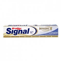 Signal - Dentifrice Integral 8 Complet sur Les Couches