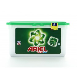 Ariel Liq Tabs 40 Excel Tabs Regular (1004 gr) sur Les Couches