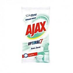 Ajax Lingettes par 50 Optimal 7 avec Javel sur Les Couches