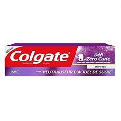 Colgate - Dentifrice Blancheur Defi Zero Carie sur Les Couches