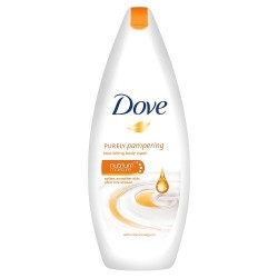 Dove Douche 250 ml Cashmere Smooth sur Les Couches