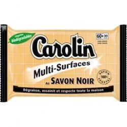Carolin Serpillières 15 pièces au Savon Noir sur Les Couches