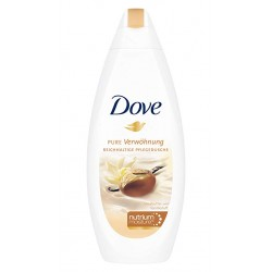 Dove Douche 250 ml Purely Pampering Shea Butter & Warm Vanilla sur Les Couches