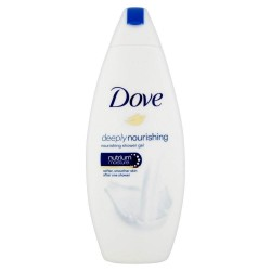 Dove Douche 250 ml Deeply Nourishing sur Les Couches
