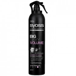 Syoss Laque 300 ml Big Sexy Volume N°4 sur Les Couches