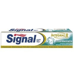 Signal - Dentifrice Integral 8 Interdentaire sur Les Couches