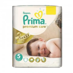 Pampers - Pack 42 Couches Premium Care - Prima taille 5 sur Les Couches