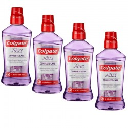 Colgate - Lot 4 Dentifrices Complete Care sur Les Couches