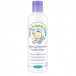 EFB - Earth Friendly Baby - Flacon Lotion hydratante Bio à la Camomille sur Les Couches