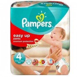 LesCouches Pack 22 couches Pampers Easy Up Premium Protection