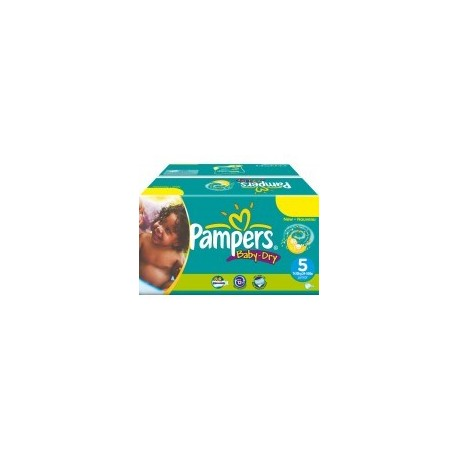 Pampers - Giga pack 216 Couches Baby Dry sur Les Couches