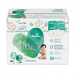 Pampers - Pack 66 Couches Pure Protection taille 3