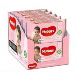 Huggies - Maxi giga pack 392 Lingettes Bébés Soft Skin sur Les Couches