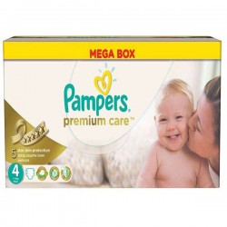 LesCouches Maxi Giga Pack 240 couches Pampers Premium Care